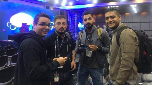 Perficient Latin America Team at PyCon Colombia 2019